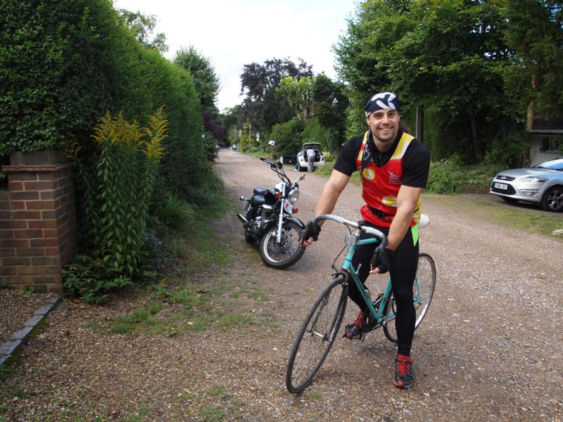 100 mile cycle