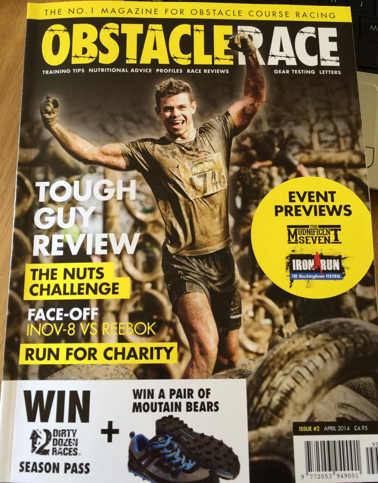 Obstacle Race Magazine 1