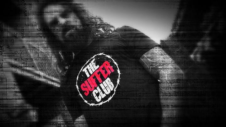 Ed Gamester The Suffer Club
