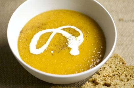 guild of advenutrers parsnip soup